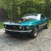 Реставрация Ford Mustang'а 1969 года выпуска.