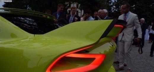 Задние и передние фонари BMW 3.0 CSL Hommage