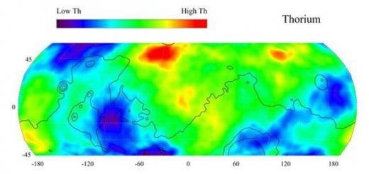 Представлены доказательства ядерных взрывов на Марсе