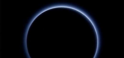 NASA обнаружило голубое небо на Плутоне и красные озера на Марсе