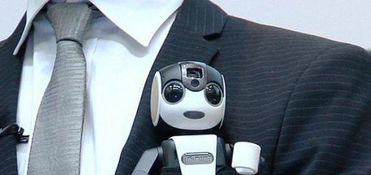 Робот-смартфон готов поступить в продажу