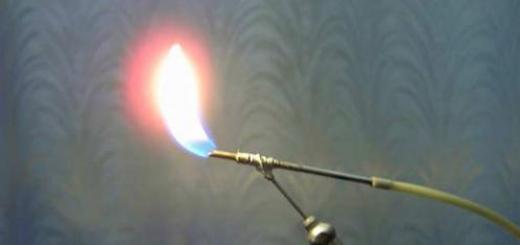 Самодельная газовая горелка