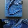 Латышская художница Aniko Kolesnikova создает невероятно реалистичные сказочные книжные переплеты из полимерной глины, которые будто оживают в руках