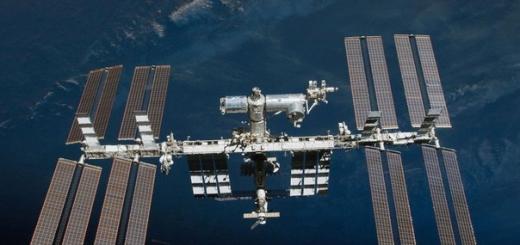 МКС с 15 июля можно будет увидеть невооруженным глазом