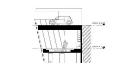 Роскошь над пропастью: жилой дом, подвешенный на вертикальном склоне скалы