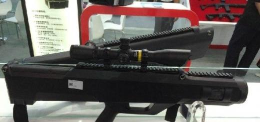 У китайских солдат появились лазерные пушки