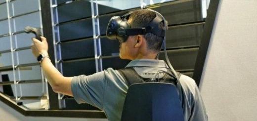 Alienware разработала собственный VR-рюкзак