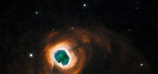 Умирающая звезда показала будущее нашего Солнца