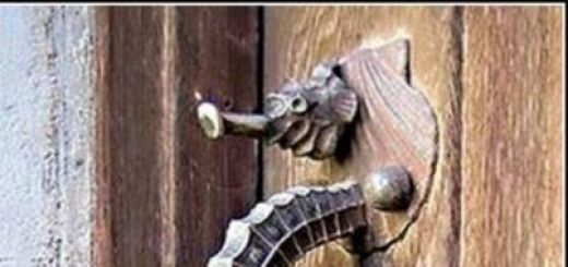 Дверные ручки как искусство!