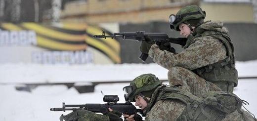 Войска получили около 80 тысяч комплектов Ратник