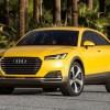 Электрический кроссовер Audi Q6 заработает на водороде