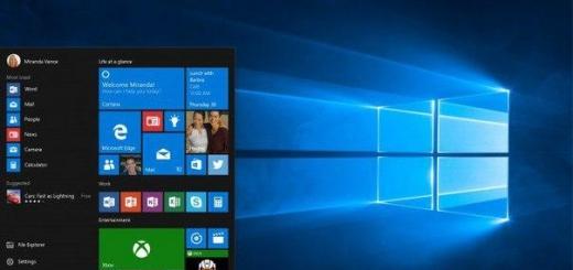 Список горячих клавиш в Windows 10