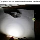Создание LED лампы с травлением платы.