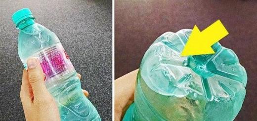 Что нужно проверить, когда будете покупать воду в пластиковой бутылке?
