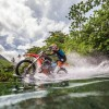 Создан первый мотогидроцикл