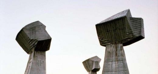 Заброшенные монументы