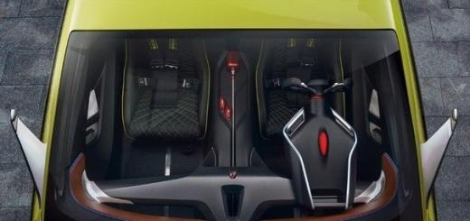 BMW представила концепт-кар 3.0 CSL Hommage с футуристическим дизайном
