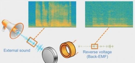 Вибромотор в смартфоне можно использовать в качестве «микрофона» для скрытной записи голоса пользователя