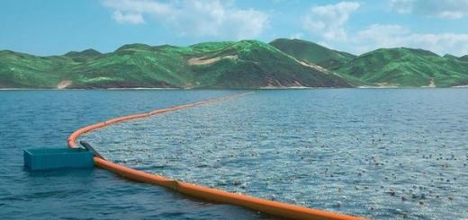В Японии запустят первую автономную систему очистки океана