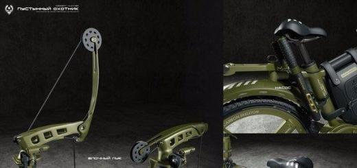 Концепты велосипедов для выживания