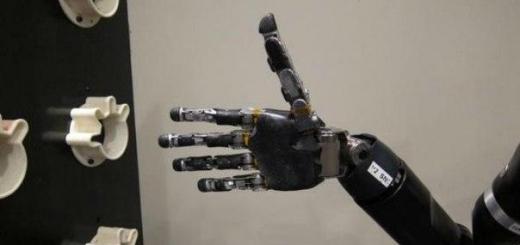 Управляемая силой мысли роборука продемонстрировала новые возможности