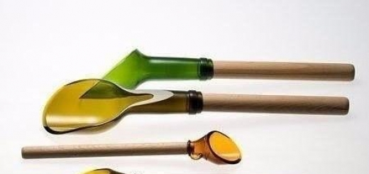 Как ровно разрезать стеклянную бутылку?