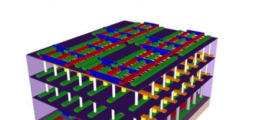 Компьютерные 3D-чипы станут в тысячу раз мощнее существующих