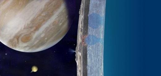 Геологи: Древняя Земля была похожа на спутники Юпитера и Сатурна Европу и Энцелад