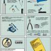 Как научиться паять? Инструкция в виде комикса.