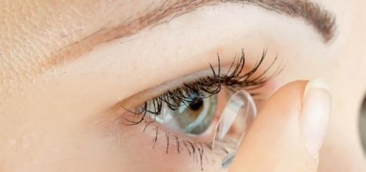 Умные линзы: глаукома под контролем