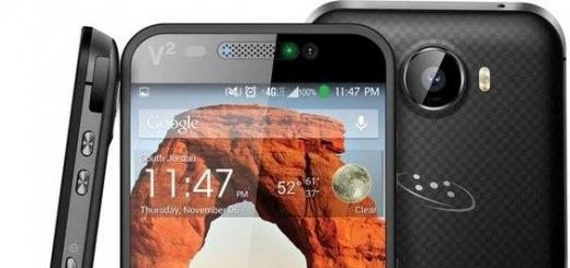 Представлен смартфон с 320 ГБ памяти