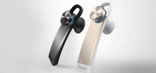 Huawei представила круглые умные часы Honor Band Zero и Bluetooth-гарнитуру Honor Whistle