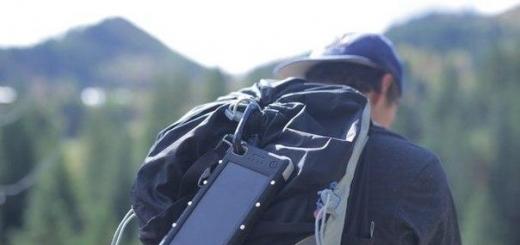 Представлен портативный солнечной аккумулятор ёмкостью 20 000 мАч
