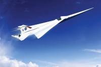 В США создадут новый сверхзвуковой пассажирский самолет