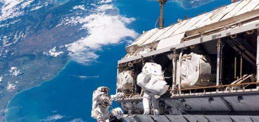 Новый инструмент на МКС поможет нам в поисках внеземной жизни