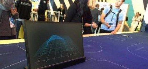 Google занимается созданием интерактивной ткани