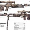 Российские снайперские винтовки!