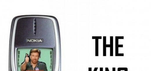 Немного стильных телефонов Нокиа