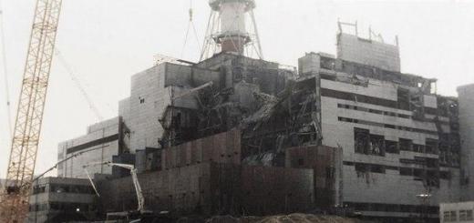 Сегодня 29 лет катастрофе в Чернобыле.