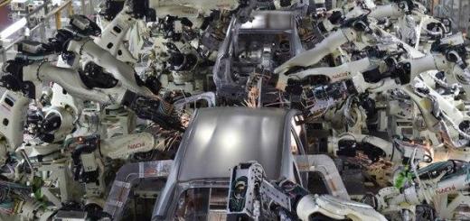 В ближайшем будущем роботы займут половину рабочих мест