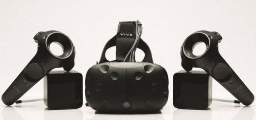Предварительные заказы на шлем HTC Vive начнут принимать 29 февраля