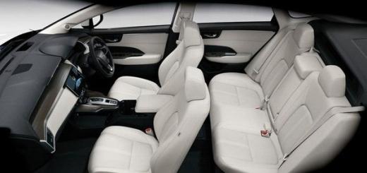 Водородный седан Honda Clarity Fuel Cell обойдётся в $60 000
