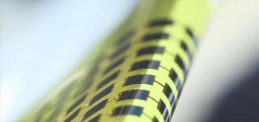 Корейские учёные создали тончайшие в мире солнечные панели