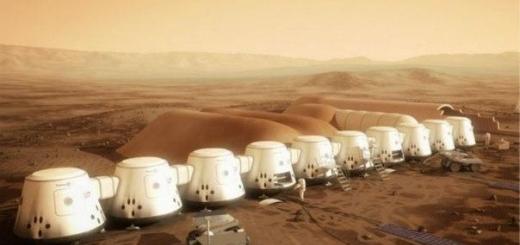 Началась космическая гонка за право создания воздуха на Марсе