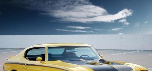 9 величайших Muscule Car'ов