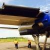 Повреждения самолетов, полученные в результате столкновений с птицами.