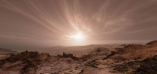 Ученые: На Юпитере бывает шторм, а на Марсе — снег