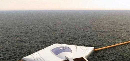 20-летний студент разработал машину, способную очистить океан за 5 лет