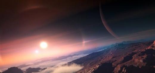 Астрономы открыли планету, которую освещают три солнца