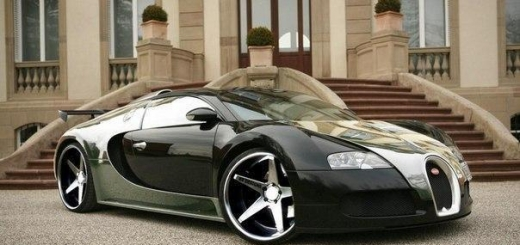 ● Интересные факты о Bugatti Veyron:▼